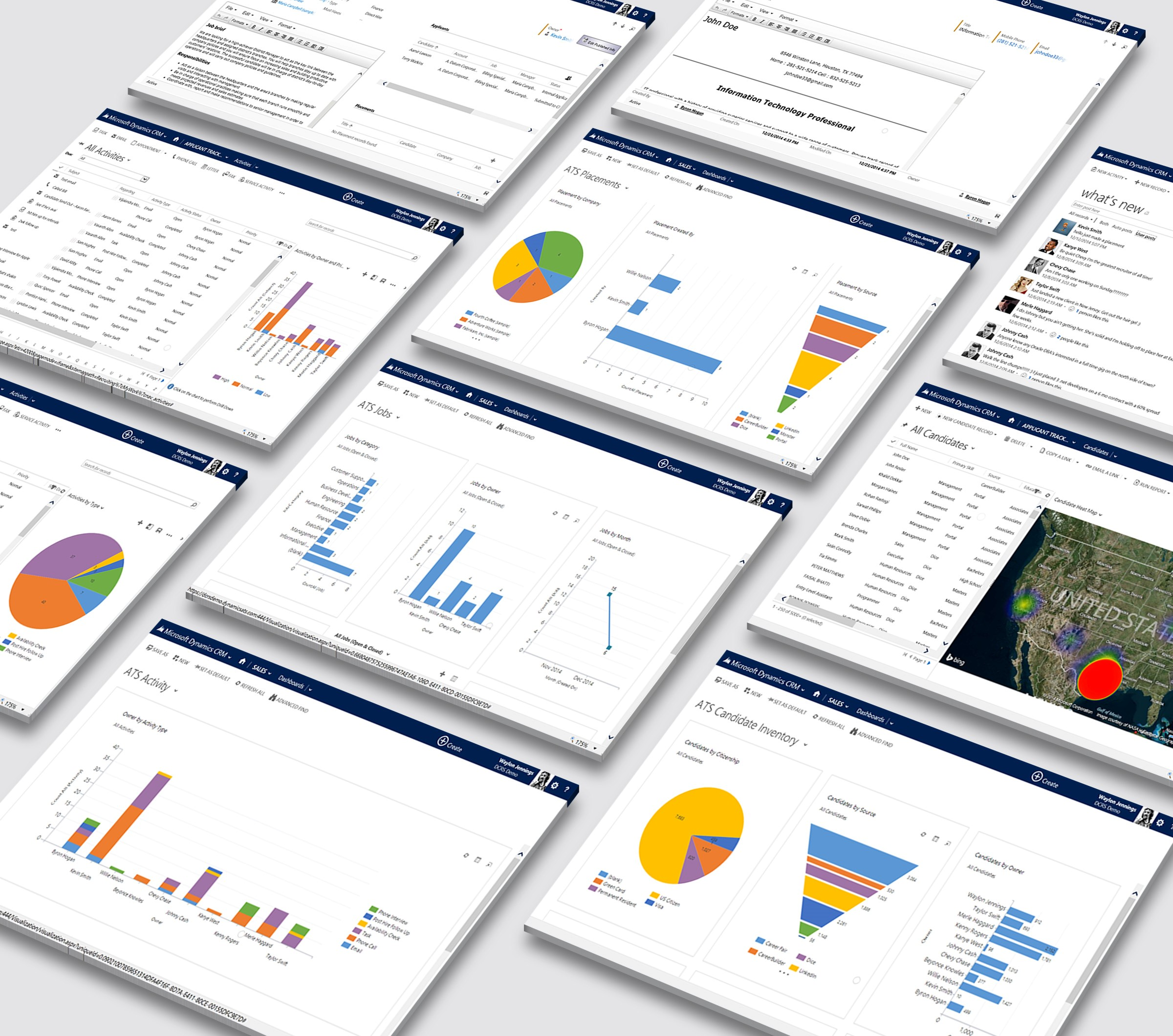 Dynamics CRM is exploding